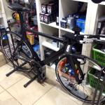 Biking La Manga - ne Maschine, das Teil