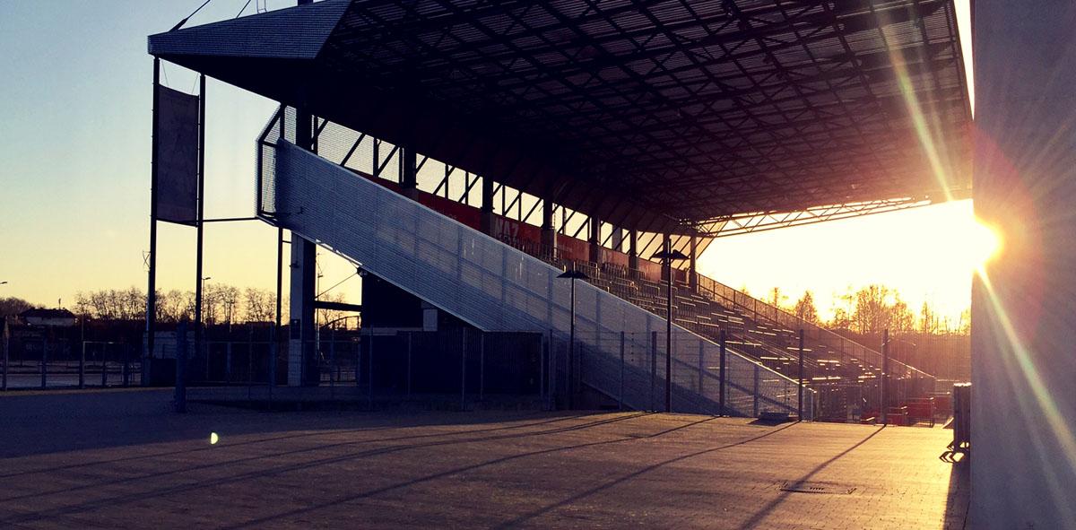 Georg-Melches-Stadion.